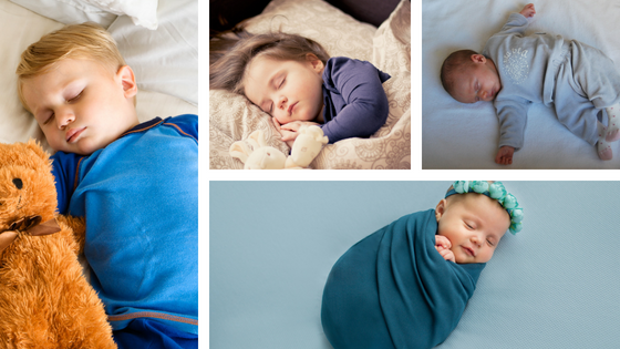 Importance of Sleep for Children