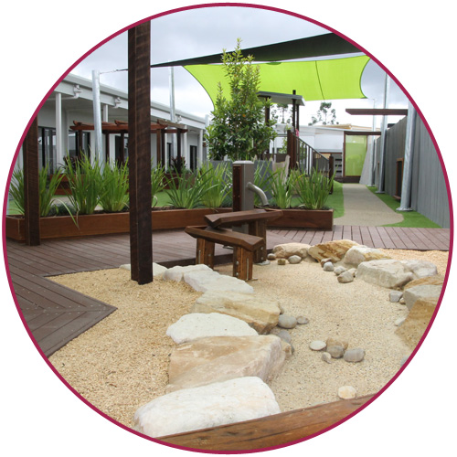Strathpine Early Learning Centre - Childcare Outdoor Environment
