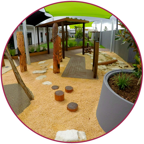 Strathpine Childcare Outdoor Environment